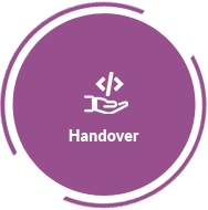 Handover Softwares as need of clients