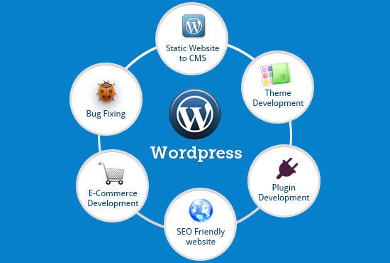 Wordpress Development In jaipur